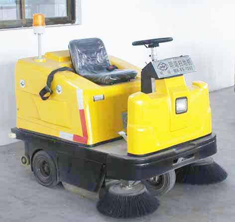 MN-C350  Industrial Sweeper