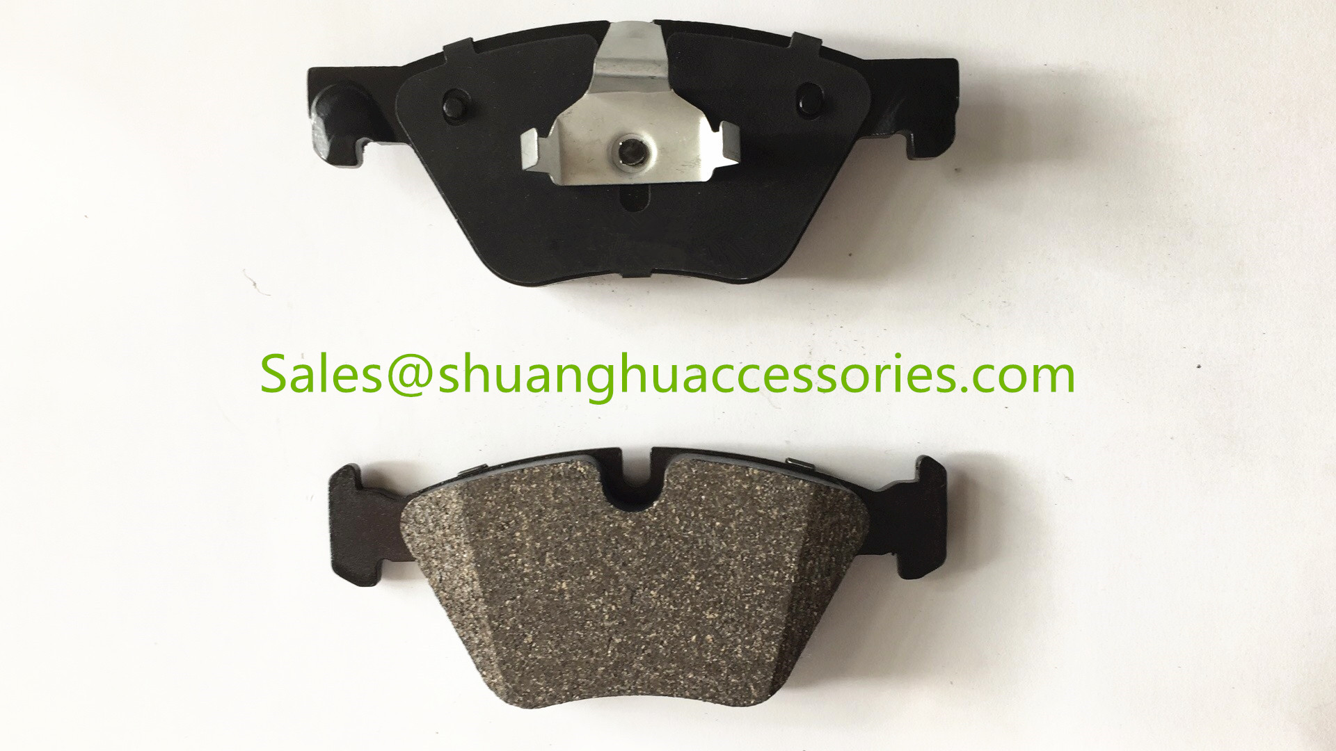 D1504 brake pads for BMW auto car,ceramic brake lining