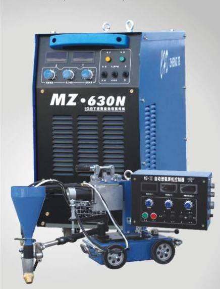 MZ-630 inverter submerged ARC Welder Machine