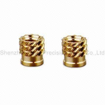 brass insert nuts&bolt