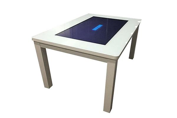"""Xinyan 43"""" Interactive Multi Touch Table Kiosk Advertising Display Box"""