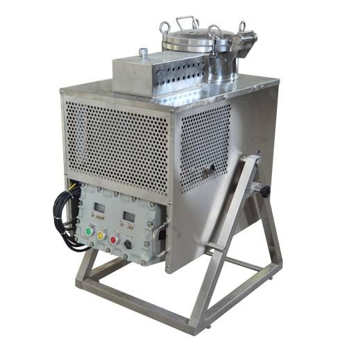 A special type of recycling machine