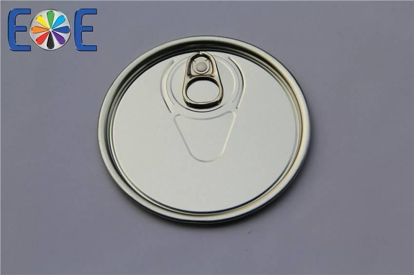 401#99mm tinplate partial open lid
