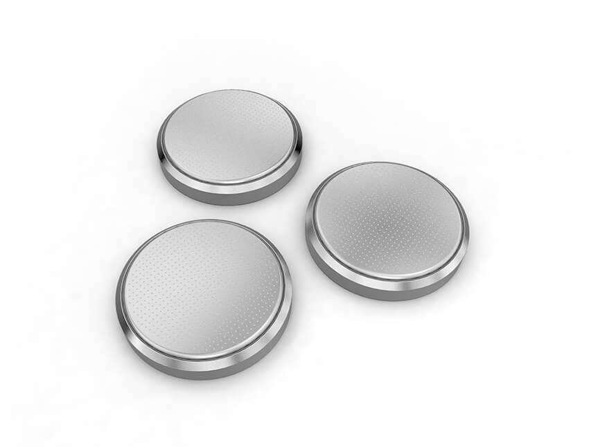 Li-MnO2 Coin Cell