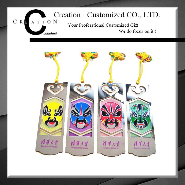 Factory Directly Factory Price Photo Bookmark for Readers
