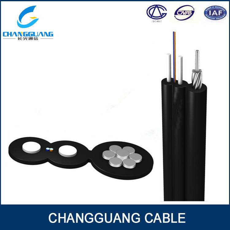 High Quality Bow-type Drop Fiber Optic Cable GJYXFH