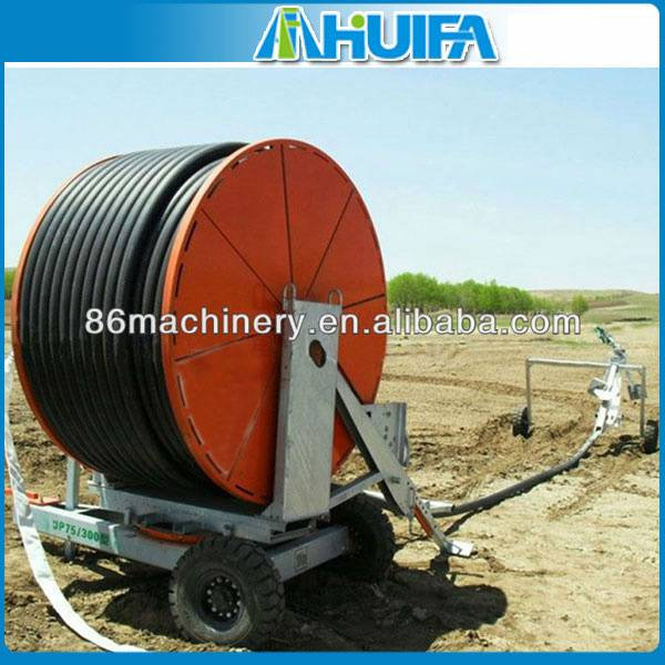 Travelling Farming Water Reel Irrigation Equipment