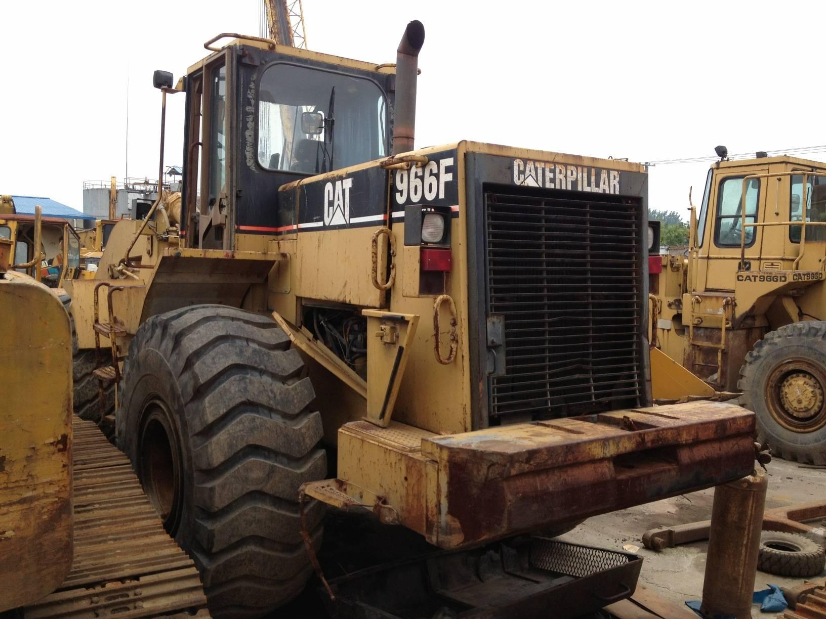 Used Cat 966F-11 Wheel Loader, Used Loader Caterpillar 966F-11