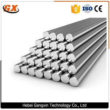 Hydraulic Cylinder Hard Chrome Plated Piston Rod