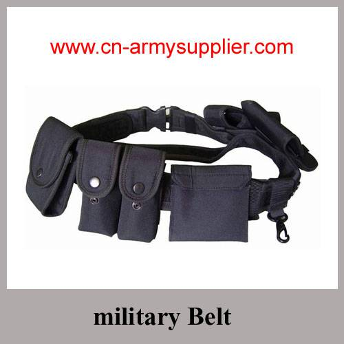 Canvas Oxford PP Army Police Military Duty Belt 58 Patter webbing belt