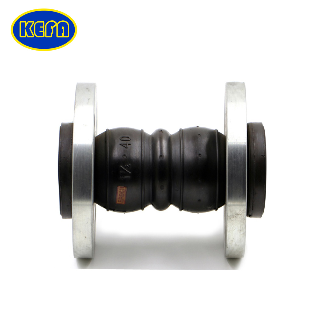 Double Sphere Rubber Bellows