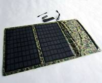 20W Laptop Foldable Solar Charger Bag