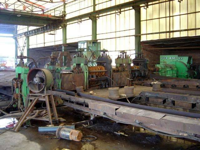 looking for second hand rolling mill