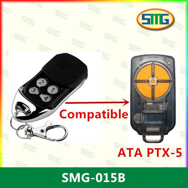 433MHZ 4 channel rolling code compatible with ATA TrioCode PTX-5
