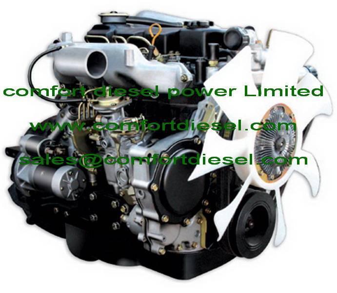 Nissan engine QD32T