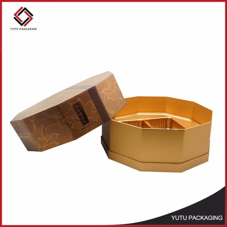 New Arrival high quality corrugated food packaging box