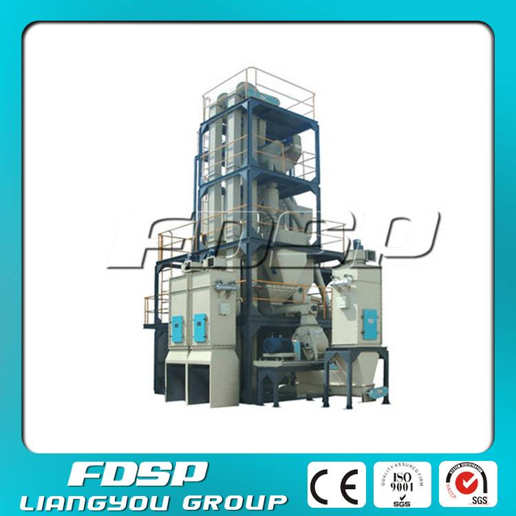 CE new designed top quality animal small feed mill plant for sale