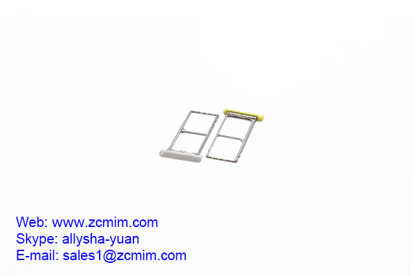mobile phone keypads produce TS16949/ISO 9001 8years MIM