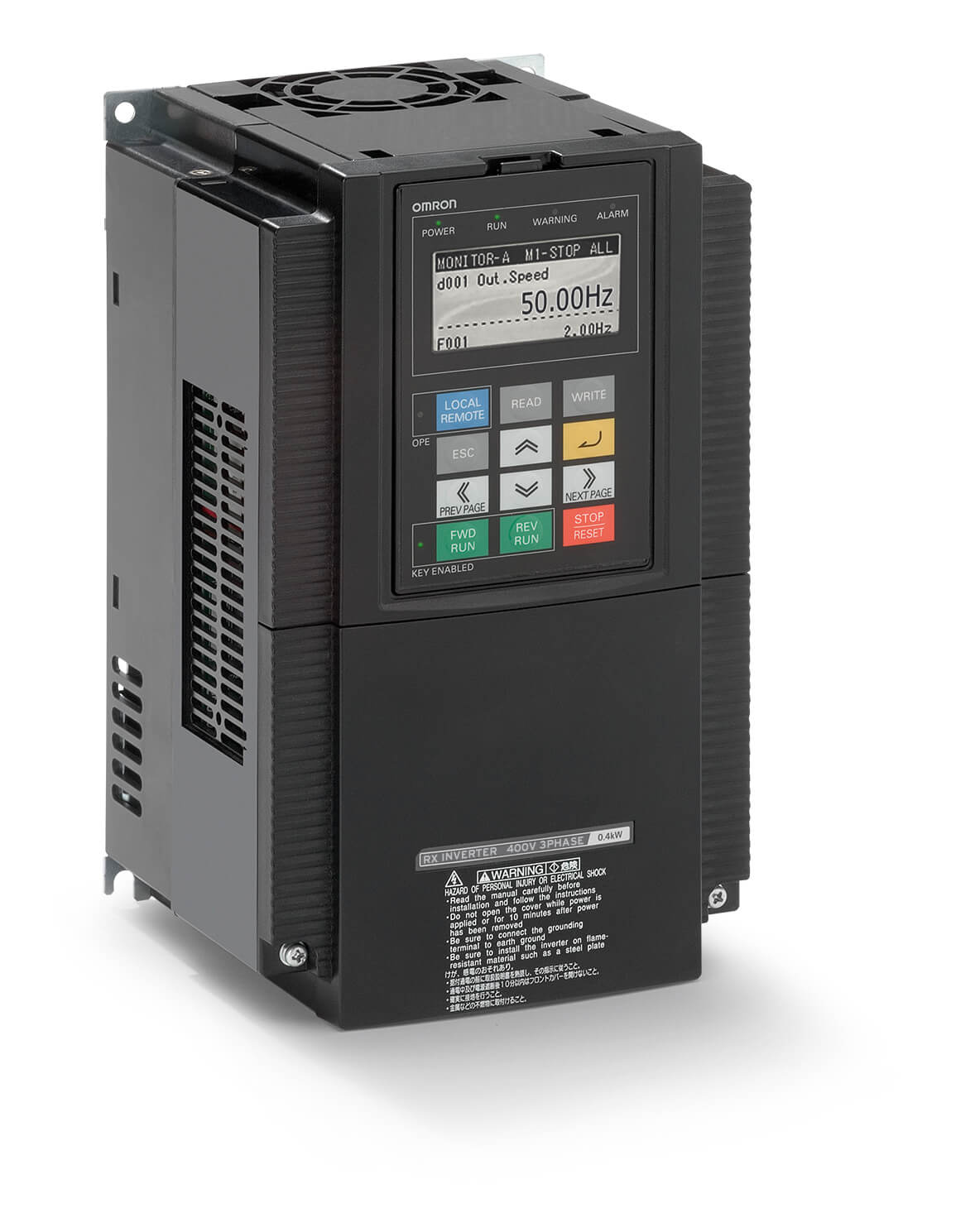 OMRON Variable Frequency Drives / Inverters / Converters