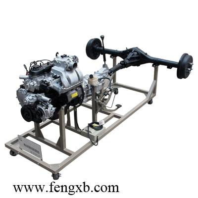 Automobile drive and transmission training platform of teaching supplies
