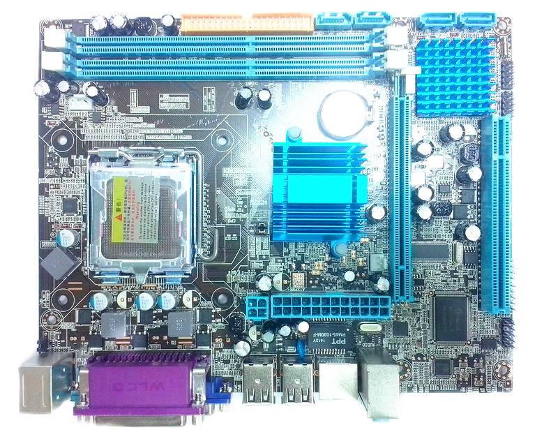motherboard G41 DDR3 lga775