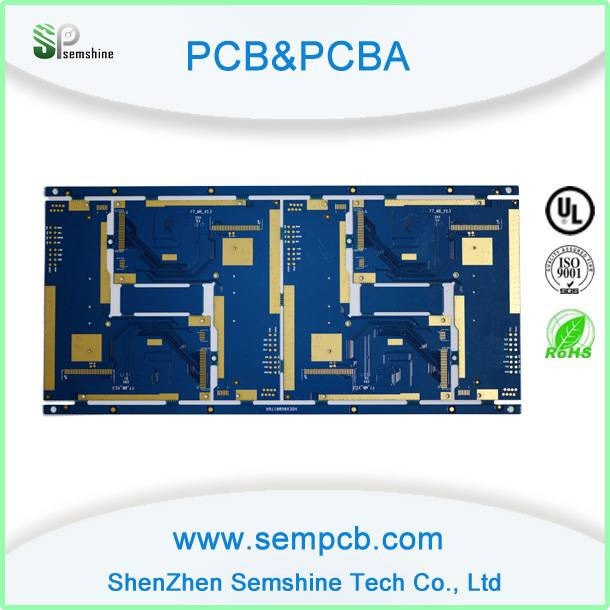 Custom-Made PCB with ISO9001, FCC, EC Standard & Requirements for Consumer