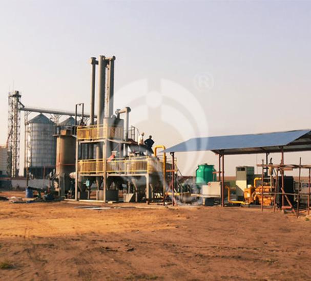 Gasification Power Plant, Biomass Power Generation