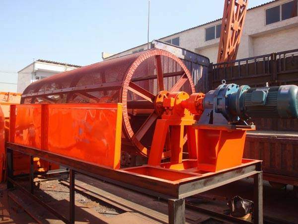 GTS series small rotary trommel drum screen,gold trommel sieve,sand trommel screen