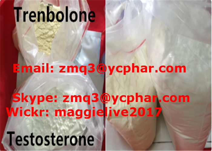 High Purity Powder For Body Building Crystalline Testosterones Base