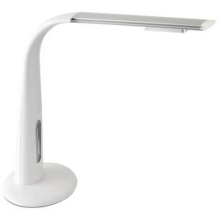 L3-645776 white LED desk lamp eye protection with touch dimmer switch