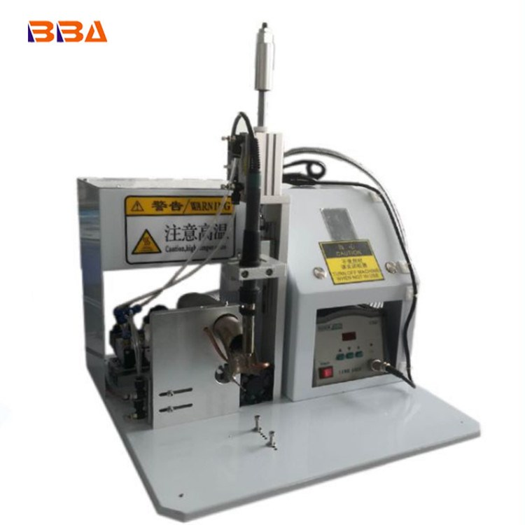 USB connector soldering machine easy operation for workers
