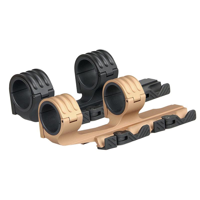 QD 30-35mm rifle scope mount tactical picatinny weaver rail mount windage & elevation gun mount