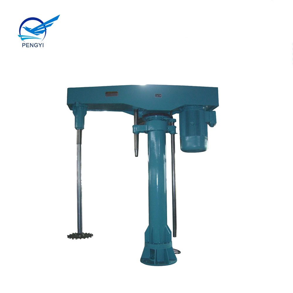 professional industrial paint mixing machine