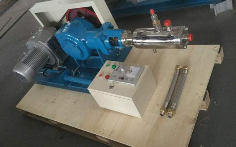 Cryogenic Piston Pump