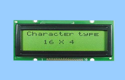 WH-Character LCD Module 16 X 4