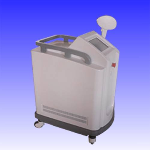 Permanent hair removal diode laser beauty machine