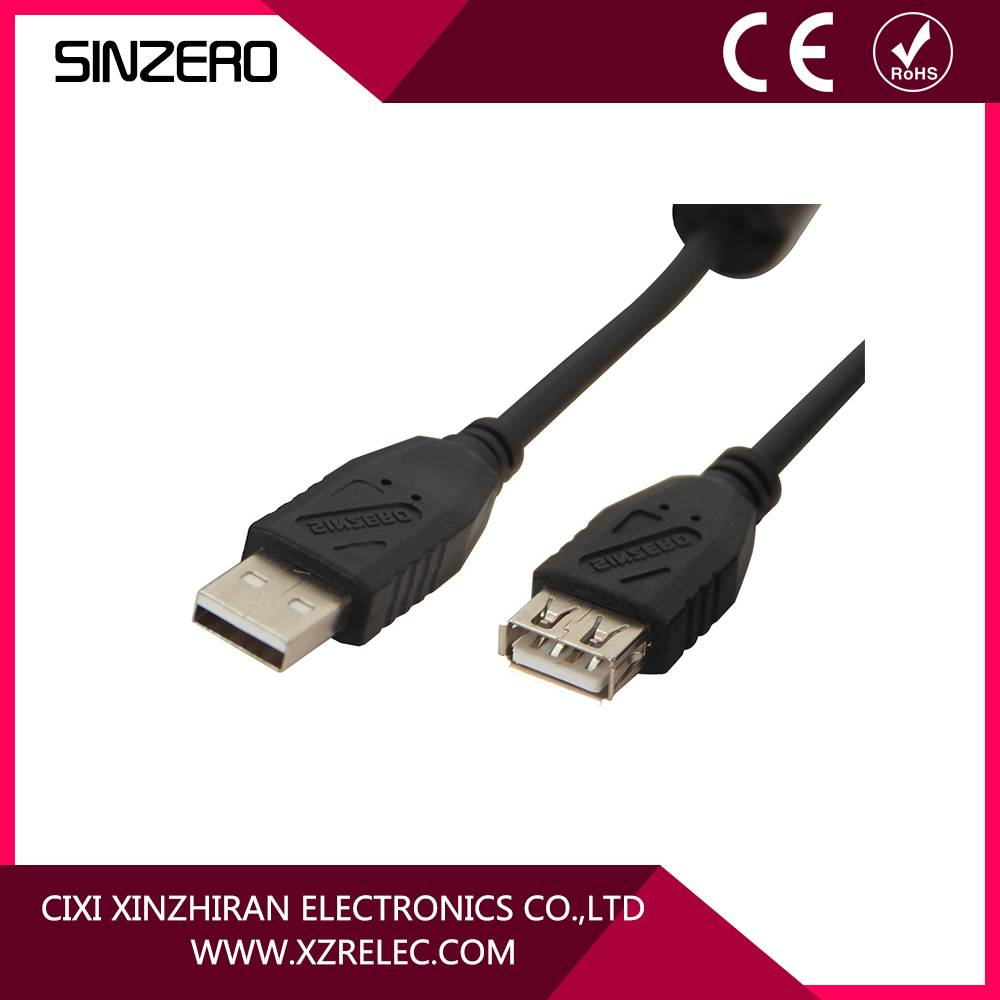 usb 3.0 cable/usb cable for computer XZRU003/usb extension cable