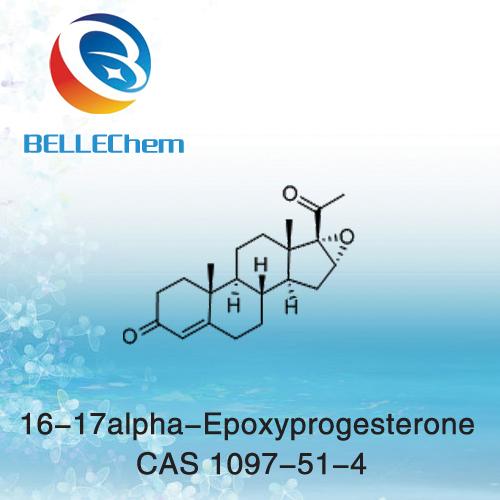 16-17alpha-Epoxyprogesterone CAS 1097-51-4