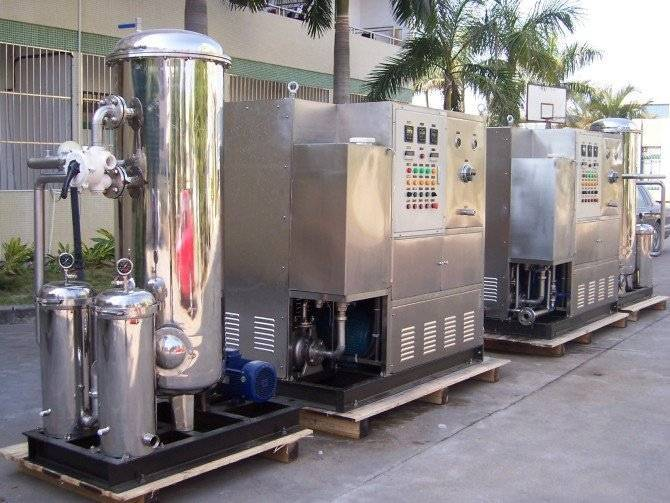 2T/H Sea Water Desalination System