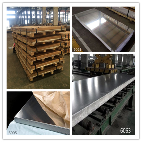 6000 Series Aluminum Sheet