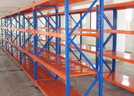 Medium Duty Longspan Shelving