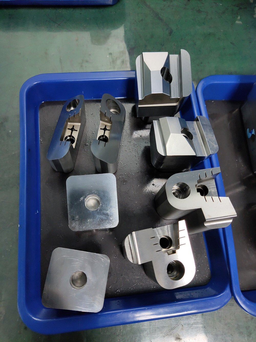 2020 Chinese plant of precision mold component in Dongguan