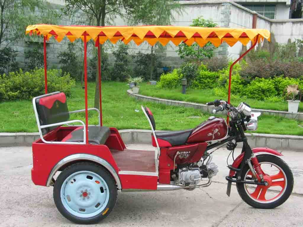 Tricycle:BS110ZK-2