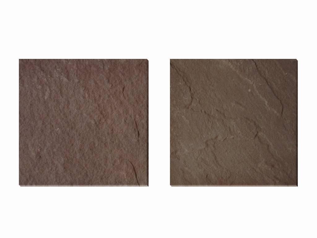 Purple sandstone tile ZF1807 natural