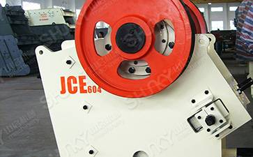JCE1303 Jaw Crusher
