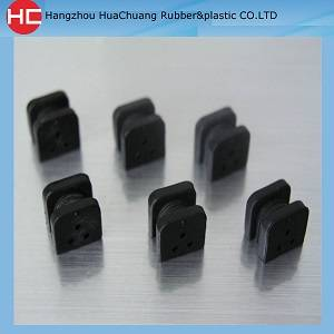Supply rubber shock absorber buffer