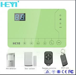 800/900/1800/1900MHz wireless security alarm system