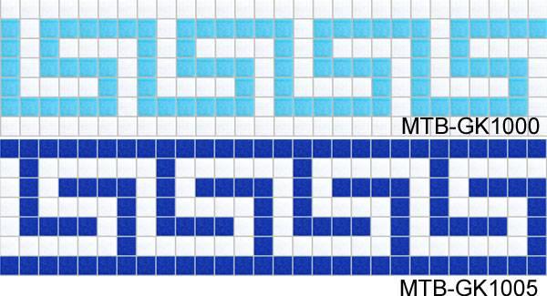 Glass mosaic----mosaic border