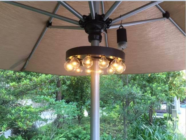 G40 LED Umbrella Light KF09026