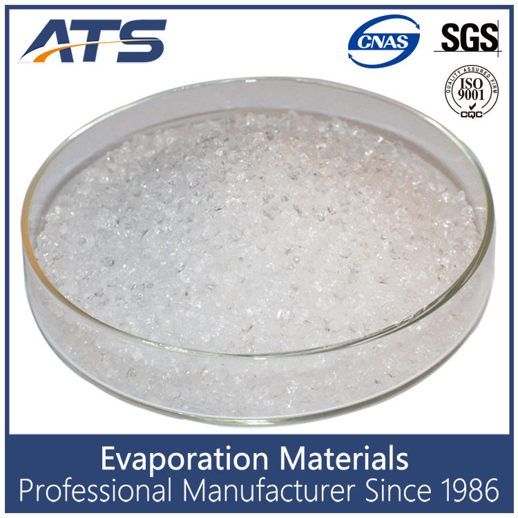 silicon dioxide crystal granule